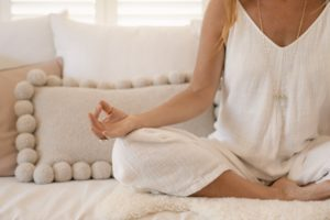 How To Sit For Meditation Cc