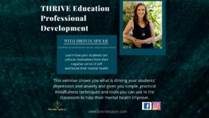 Thrive Education Professional Development