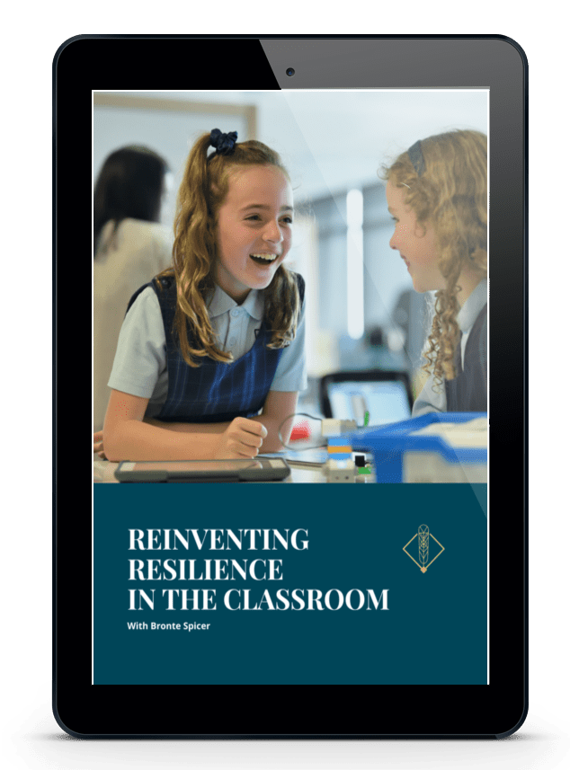 Reinventing Resilience In The Classroom